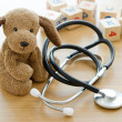 Stock Photo: pediatrics