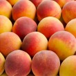 Fresh peaches — Foto Stock