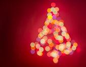 рождественская елка — Стоковое фото