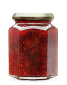 Geléia de morango — Foto Stock