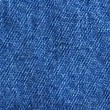 Blue jeans fabric texture — Stock Photo