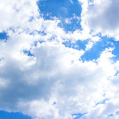 Cloudy sky background — Foto Stock