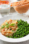Posiłek vegan — Zdjęcie stockowe