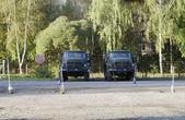 トレーニング トラック — ストック写真