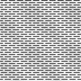 перфорированные металлические текстуры, бесшовный фон — Cтоковый вектор