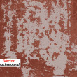Designed grunge paint texture on the wall, background — Stock Photo