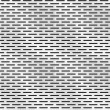 Perforated metal texture, seamless pattern — Stock Photo #38033145