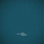 Синий текстура. бесшовные модели, дизайн Векторный фон — Стоковое фото