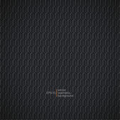 Dark design background texture, seamless pattern — Stock Photo