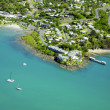 Aerial Airlie Beach Whitsundays — Stockfoto