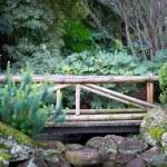 Garden Bridge — Stock Photo #36795273