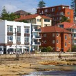 Manly Beach Foreshore Buildings — Stock Photo #38591063
