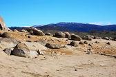 Dry Rocky Countryside — Stock Photo