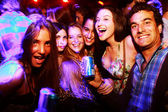 Night, Party, Events, Drinks, Beer, friends, disco — Стоковое фото