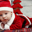 Little Santa — Stock Photo #27286763