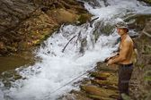 Fisherman — Foto Stock