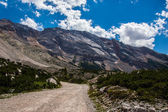 Mountain road — Stock fotografie