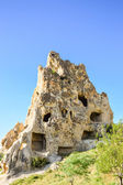 Cave dwellings — Stock Photo