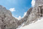Passo di montagna — Foto Stock