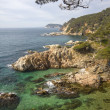 Costa Brava coves — Stock Photo