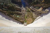 Baells dam — Stock Photo