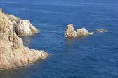 Coast (Costa Brava) — Stock Photo