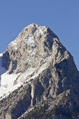 Upper pollago - El Pedraforca — Stock Photo