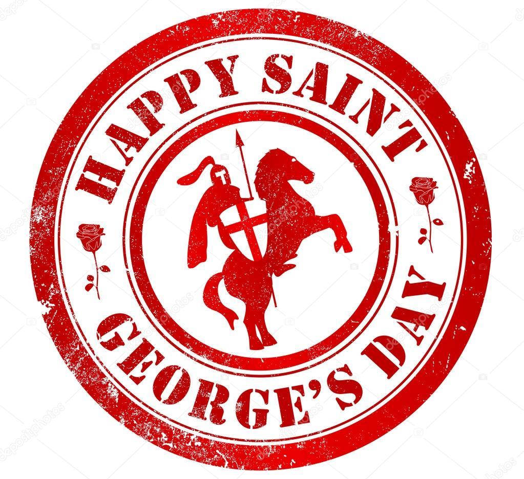 Resultado de imagen de happy saint george's day