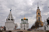Ancient Orthodox Churches in Kolomna — Stock Photo