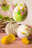 Hand-made Easter — Stockfoto