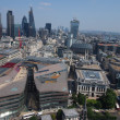 View of London from the dome of St Paul's Cathedral — Stock Photo #30829491