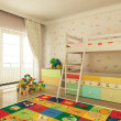 Child room — Stock Photo #32465129