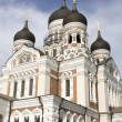 Stock Photo: Orthodox Cathedral Church