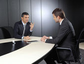 Two businessmen — Stock Photo