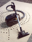 Vacuum cleaner l — Stock Photo