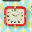Wall clocks — Foto de stock #27686259
