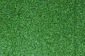 Beautiful deep green grass texture — Stock Photo