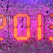 New Year 2013 Celebration — Stock Photo