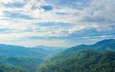Güzel dağ — Stok fotoğraf