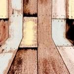 Creative wood background — Stock Photo #28093765
