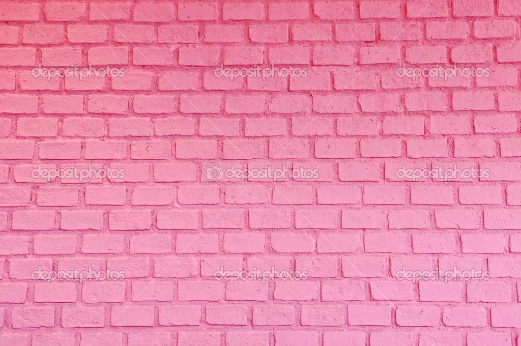 Pared de ladrillo rosa fotos de stock just2shutter - Ladrillos para pared ...