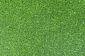 Green artificial grass — Stock Photo