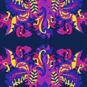 蕾丝花装饰图案 — 图库矢量图片