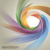Colorful Abstract Vector — Stock Photo