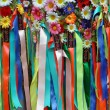 Stock Photo: Colored ribbons