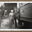 Antique photo from family album — Stock Photo #37526611