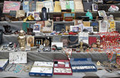 Flea market — Stock Photo