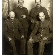 Vintage photo of Soldiers of the World War I — Stock Photo #43435697