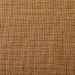 Fabric of jute texture — Stock Photo