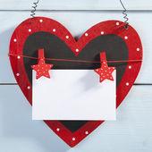 Valentine's Day. Heart — Stock Photo